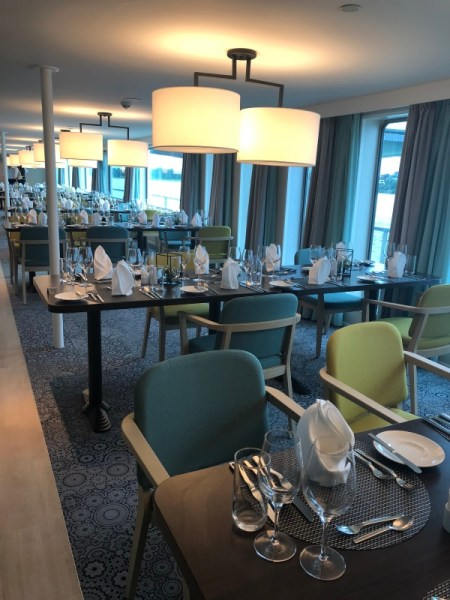 MS Viola - Deck 3 - Restaurant