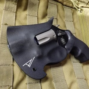 Aholster Backbone Kydex Holsters