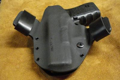 Belt Inside Right Hand Kydex Holster