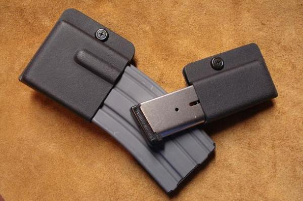 Concealed Carry Magazine Pouch