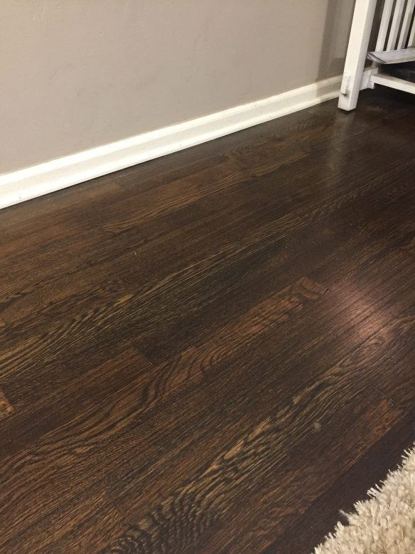 Review Bona Hardwood Floor Cleaner Polish A Home Crafter