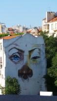 Building Art, seen in Lisbon