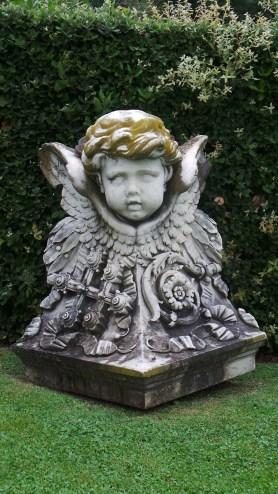 Seen in the Vatican Gardens in Rome