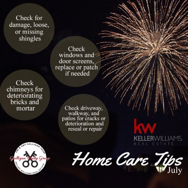 Home Care Tips Side 2