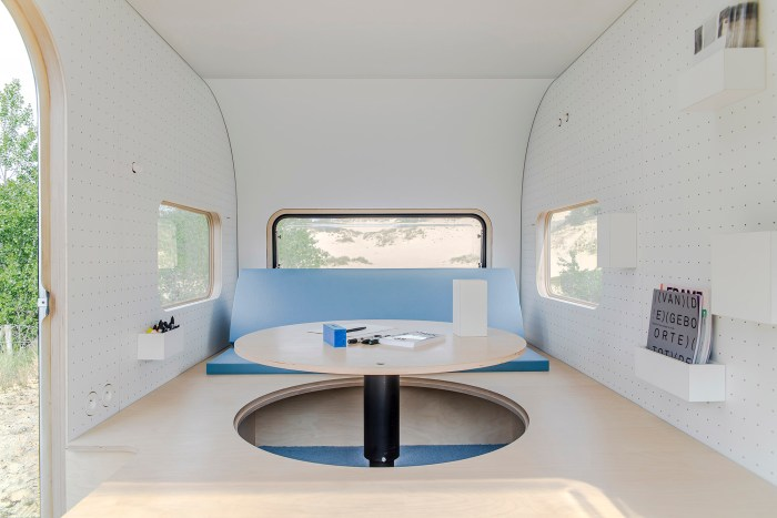 Mobile Home Interior by FiveAM