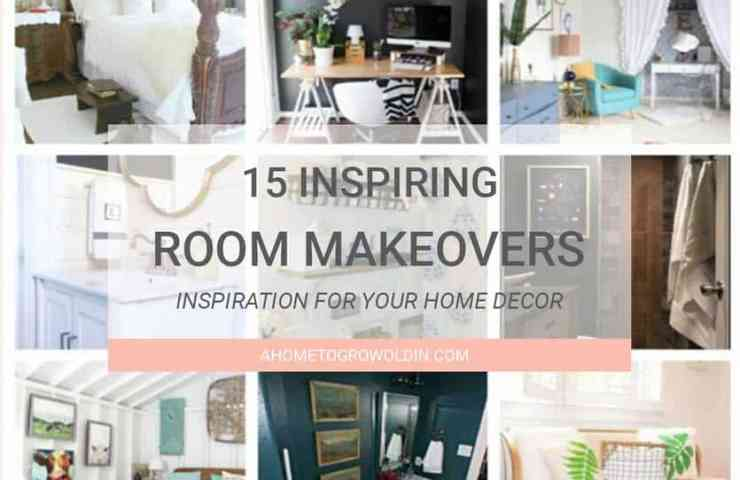 15 Inspiring Room Makeovers