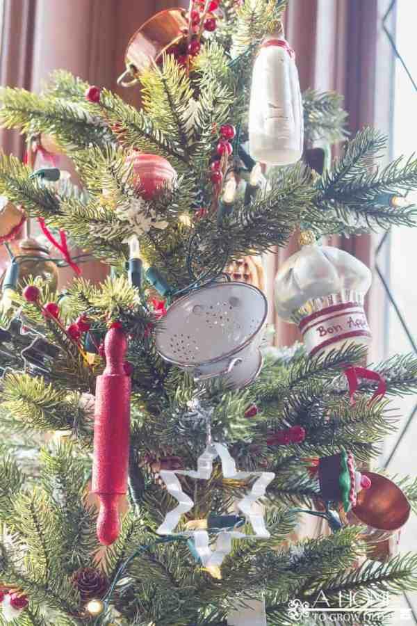 Kitchen Christmas Tree Ornaments - Home Design Ideas
