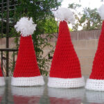 Santa Claus Is Coming To Town Hats
