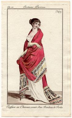 Costume Parisienne 1810