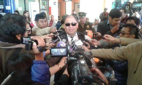 Difunden audio de la llamada telefónica del Ministro Romero a periodista por caso del narco Montenegro