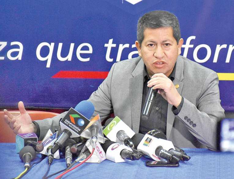 Último: Ministro de Hidrocarburos asegura que se cumplió la norma para explorar en Tariquía y dice que hay luz verde para el inicio de trabajos petroleros