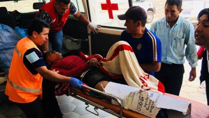 Argentinos sobrevivientes del accidente aseguran que los atendieron mal en el hospital de Tarija: