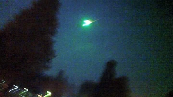 Fotos y Video: Varias personas en el Chaco tarijeño y en Chuquisaca aseguran que vieron un extraño cuerpo celeste en el cielo