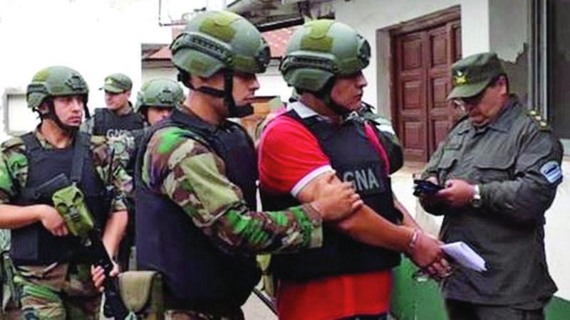 Narco argentino trabajaba como abogado en Santa Cruz