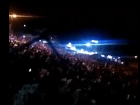 """""""Bolivia dijo No"""": Así le gritaron y corearon al Alcalde Álvaro Ruiz (MAS) en acto de la Vendimia (video)"""
