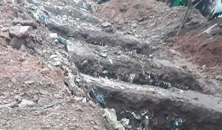 Indignación en Yacuiba: Familia asesinada fue enterrada en un vertedero