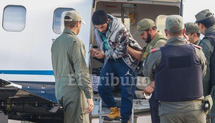 Cayeron los líderes de una organización narcocriminal en la frontera entre Argentina y Bolivia