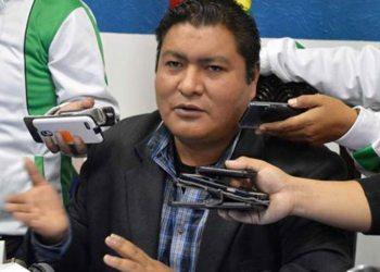José Quecaña. Foto-El Diario