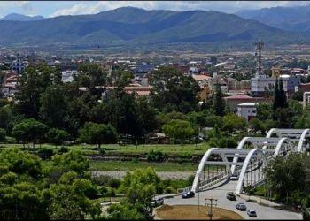 Vista de la ciudad de Tarija: Foto: El Deber