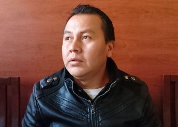 Ervin Mancilla, asambleísta del MAS