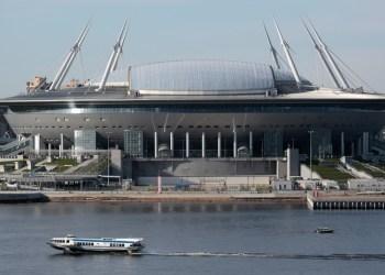 El Gazprom Arena de San Petersburgo Anton Vaganov / Reuters