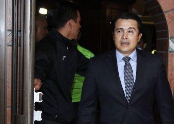 Tony Hernández, de 41 años, fue arrestado en Miami en noviembre de 2018 y extraditado ese año a Nueva York. (Foto: AP)