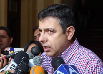 Diego Ávila, secretario ejecutivo del Gobierno Municipal de Tarija. Foto archivo.
