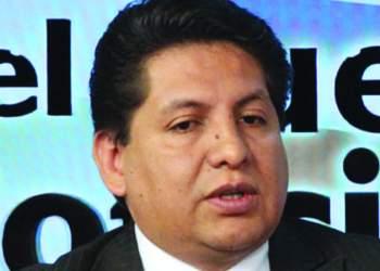 Ex Magistrado Ruddy Flores