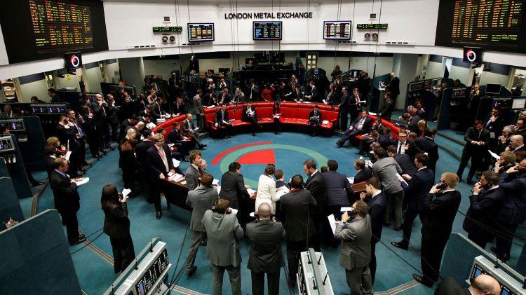 La bolsa de Londres, Reino Unido (Reuters)
