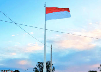 Bandera de Tarija