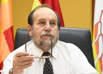 Ex Ministro de Salud, Marcelo Navajas.
