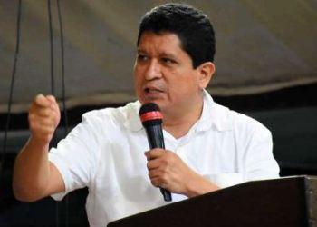 Luis Adolfo Flores. Senador del MAS