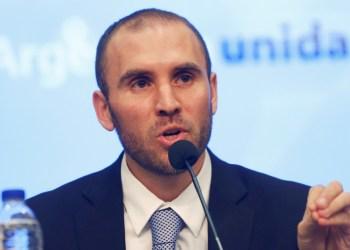 El ministro de Economía de Argentina, Martín Guzmán .Reuters
