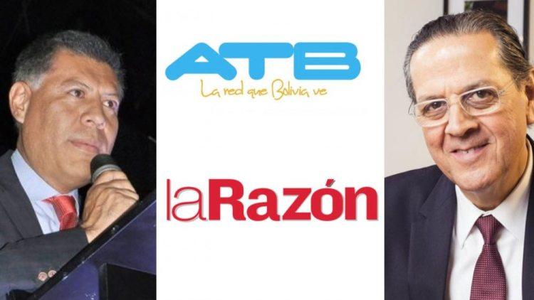 Marcelo Hurtado Sandoval y Carlos Gil. Los empresarios apuntados de comprar medios de comunicación con recursos estatales