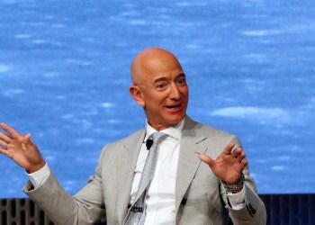 Jeff Bezos dueño de Amazon