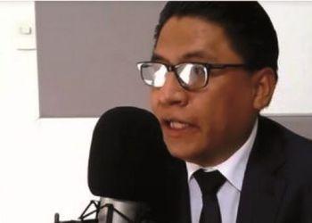 Iván Lima, Ministro de Justicia.