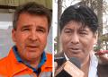 Carlos Brú y Marcial Rengifo, los cuestionados políticos de Yacuiba.