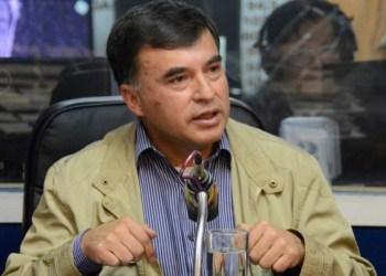Juan Ramón Quintana. Foto archivo.