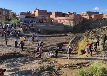 Frontera Villazón - La Quiaca (Argentina)