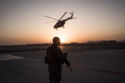 09/09/2017 Militar estadounidense en Afganistán.  Estados Unidos y los talibán han firmado este sábado en Doha el acuerdo bilateral de paz que pretende ser el principio del fin a casi 20 años de una guerra en el país centroasiático que ha costado las vidas de casi 40.000 civiles y definido la historia del conflicto internacional del siglo XXI.  POLITICA ASIA AFGANISTÁN INTERNACIONAL GETTY IMAGES / ANDREW RENNEISEN