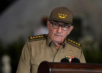 Raúl Castro. Foto archivo