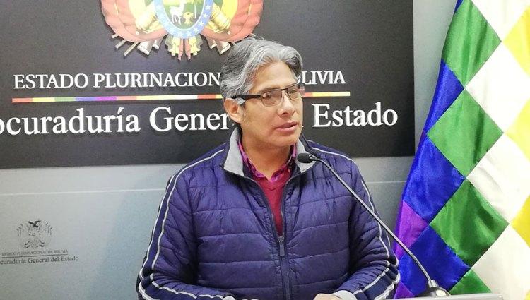 El Procurador General, Wilfredo Chavez