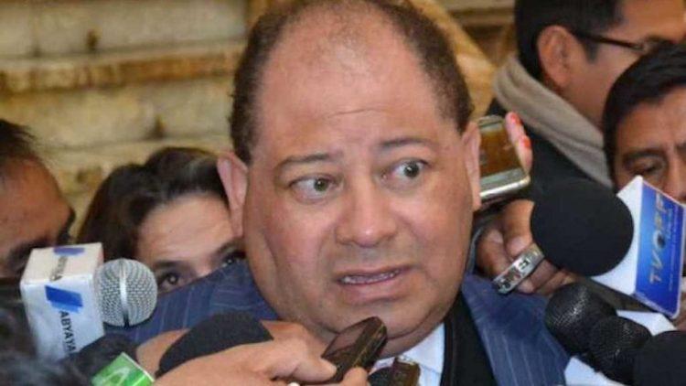 Carlos Romero, exministro de Gobierno