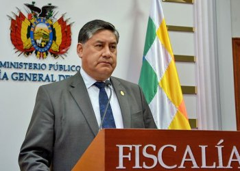 Fiscal General del Estado, Juan Lanchipa