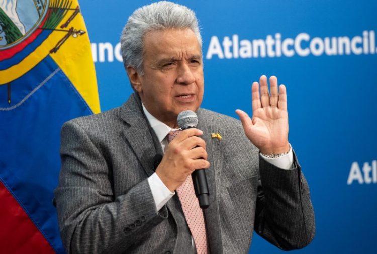Lenin moreno, expresidente Ecuador
