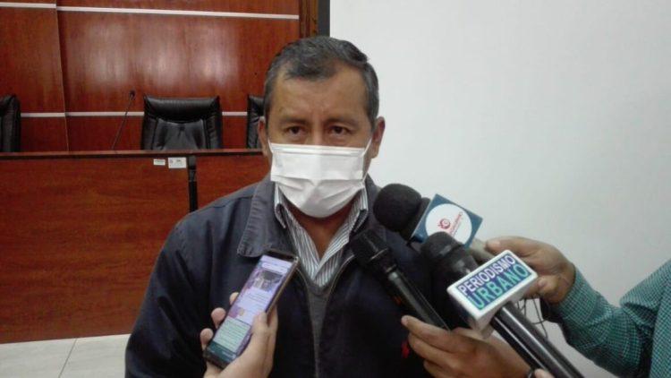 Francisco Rosas. Crédito foto: El Guadalupano.