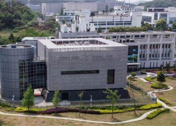 El laboratorio de Wuhan en China es uno entre 50 en el mundo con el nivel más alto en bioseguridad. Foto: AFP