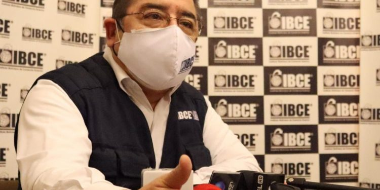 Gary Rodríguez, General del Instituto Boliviano de Comercio Exterior (IBCE).