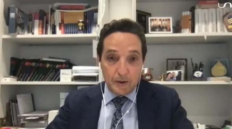 El experto español Juan Manuel Corchado