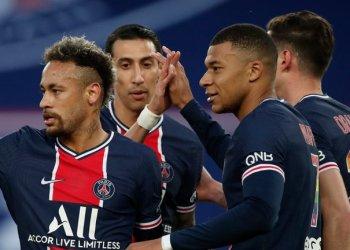 Se filtraron los salarios de los jugadores del PSG (Reuters)